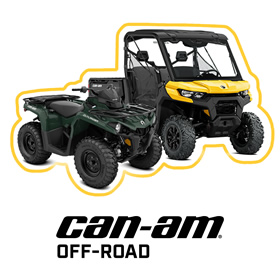 Canam Off Road
